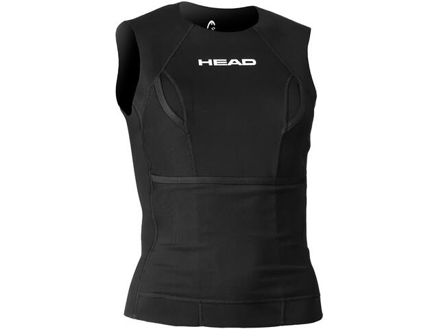 Head B2 Function 0.5 Chaleco Mujer, black